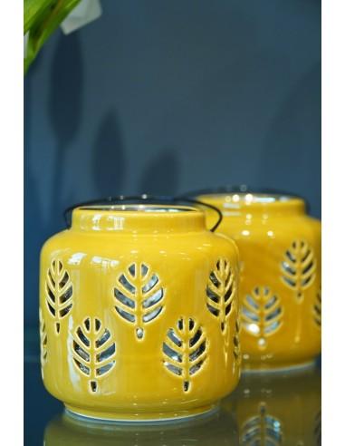 Lampion Ceramiczny 12x12x12