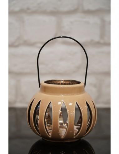Lampion Ceramiczny 11,2x11,2x9