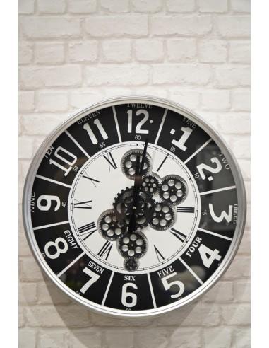 Zegar Metalowy 60 cm