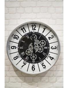 Zegar Metalowy 75 cm
