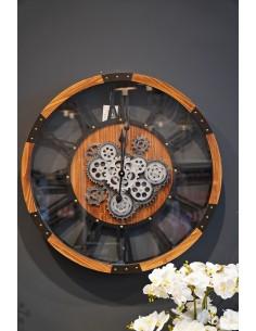 Zegar Metalowy 62 cm