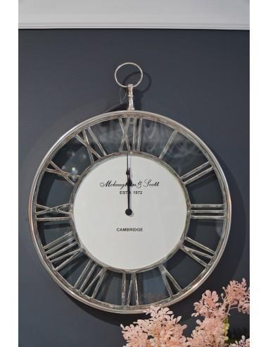 Zegar Metalowy 61x76x5