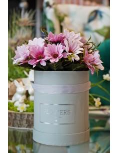 FLOWER BOX OKRĄGŁY